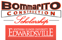 Bommarito Construction Scholarship in conjunction with Southern Illinois University Edwardsville