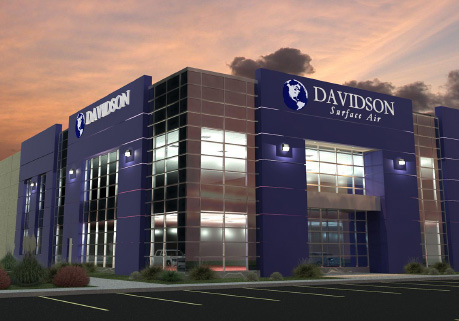 Davidson Surface Air